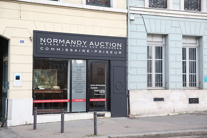 Normandy-Auction